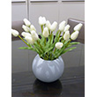 Fake It! - Simply White: white tulips