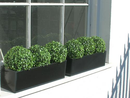 Gallery » fake it! » buxus balls